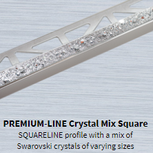 Squareline Crystal Mix
