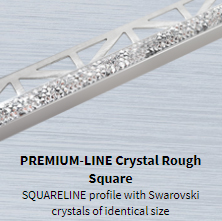 Squareline Crystal Rough